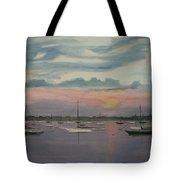 Harbor Twilight Tote Bag