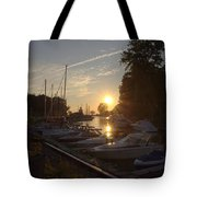 Harbor View 12 Tote Bag