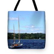 Harbor View Tote Bag