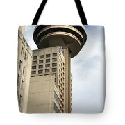 Harbour Centre Vancouver Tote Bag