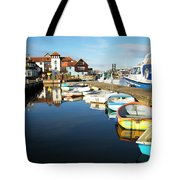 Harbour Side  Tote Bag