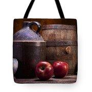 Hard Cider Still Life Tote Bag
