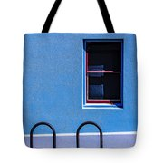 Hard Lines Tote Bag
