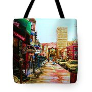 Hard Rock Cafe  Tote Bag
