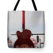 Hard Rock Cafe Nashville Tote Bag