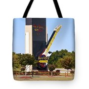 Hard Rock Casino Tote Bag
