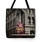 Hard Rock Philly Tote Bag