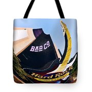 Hard Rock Tower Tote Bag