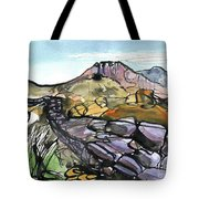 Hardknott Roman Fort Tote Bag