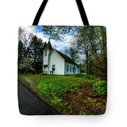 Hardtop And Church Tote Bag