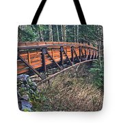 Hardy Creek Bridge Tote Bag