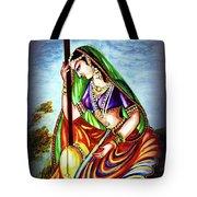 Hare Krishna - Ecstatic Chanting  Tote Bag
