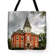 Hargis Hall - Auburn University Tote Bag