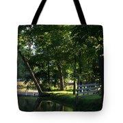 Harlan Springs Tote Bag