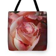 Harlekin Rose Tote Bag