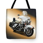 Harley Classic Gold Tote Bag