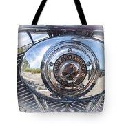 Harley Davidson Motorcycles Art Tote Bag