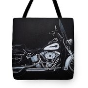 Harley Davidson Snap-on Tote Bag