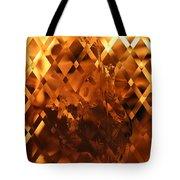 Harley Flame Tote Bag