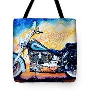 Harley Hog I Tote Bag