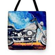 Harley Hog II Tote Bag