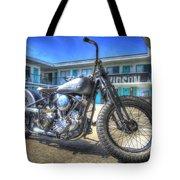 Harley Hotel Tote Bag