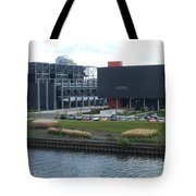 Harley Museum Milwaukee Tote Bag