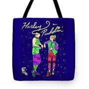 Harley N Puddin Tote Bag