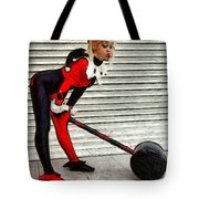 Harley Quinn Classic  - Free Style -  - Da Tote Bag