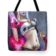 Harley Quinn Waiting For You - Da Tote Bag