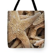 Harmonious Starfish Tote Bag