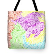 Harmony Magnified Tote Bag