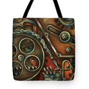Harmony Tote Bag by Michael Lang