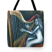 Harmony Of Absence Tote Bag