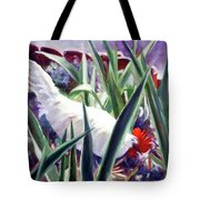 Harmony Rooster Tote Bag