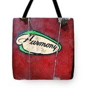 Harmony Uke Tote Bag