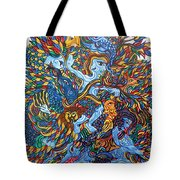 Harmony With Nature-2 Tote Bag