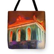 Harold Washington Library 539 4 Tote Bag