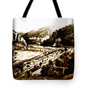 Harpers Ferry Tote Bag by Bill Cannon