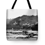 Harper's Ferry From Across The Potomac Tote Bag