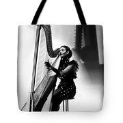 Harpist, 1935 Tote Bag
