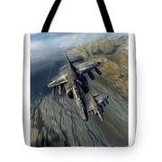 Harrier Element Tote Bag