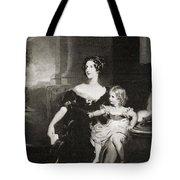 Harriet, Duchess Of Tote Bag