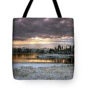 Harriman Winter Tote Bag
