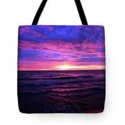Harrington Beach Sunrise 3 Tote Bag