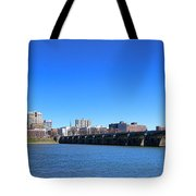 Harrisburg Skyline Tote Bag