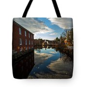 Harrisville New Hampshire Tote Bag