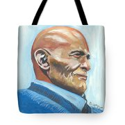 Harry Belafonte Tote Bag