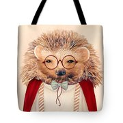 Harry Hedgehog Tote Bag