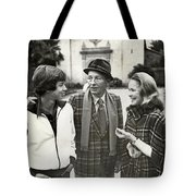 Harry Jr, 16 Harry Lillis Bing  And Wife Kathy Tote Bag